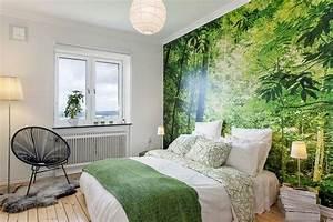 Schlafzimmer In Grün Gestalten : tapete schlafzimmer gr n ~ Sanjose-hotels-ca.com Haus und Dekorationen