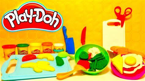 pate a modeler cuisine pâte à modeler play doh les ustensiles de cuisine création