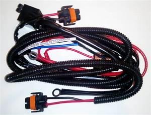 Chevy Silverado  U0026 Sierra Classic Fog Light Wiring Harness