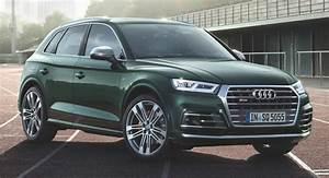 Audi Sq5 2018 : 2018 audi sq5 goes on sale in uk starts from 51 200 ~ Nature-et-papiers.com Idées de Décoration