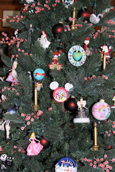 christmas tree decorations  enchanted manor