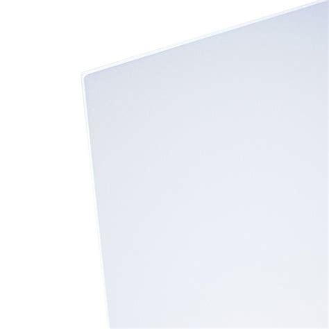 optix 48 in x 96 in x 1 8 in frosted acrylic sheet mc