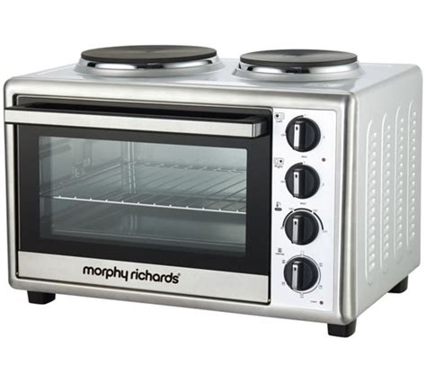 Buy Morphy Richards Convection Mini Oven  Silver At Argos