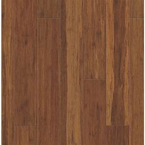 Shop natural floors by usfloors 375 in spice bamboo for Engineered hardwood flooring bamboo