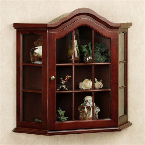 wall mounted china cabinet wall mounted curio cabinet neiltortorella com