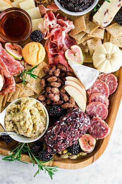 Board Charcuterie Cheese Fall Harvest Dip Goat
