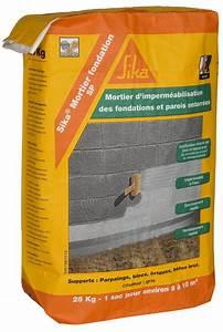 Le mortier hydrofuge Matériaux et bricolage