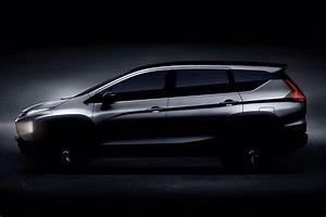 Mitsubishi Expander (Mitsubishi XM production) side  Indian Autos blog