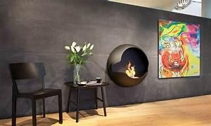 Cheminée électrique Design : cheminee electrique originale ~ Dode.kayakingforconservation.com Idées de Décoration