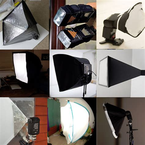 diy photography soft boxes man  diy