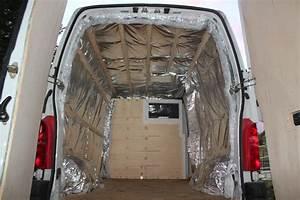 Isolant Multicouche Brico Depot : isolation pose de l 39 isolant mince poimobile fourgon ~ Dailycaller-alerts.com Idées de Décoration