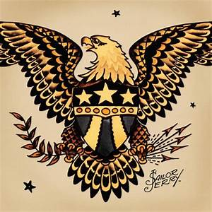 "Norman ""Sailor Jerry"" Collins :: Eagles are symbols for ..."