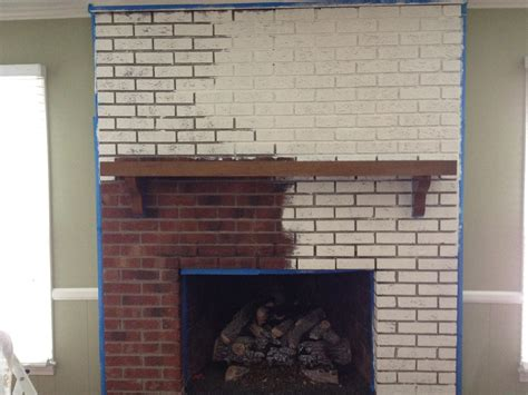 Fireplace Brick Paint Colors Fireplace Designs
