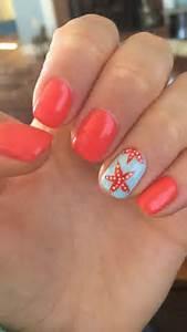 Summer beach nail art designs styling