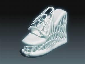 Alien Shoes 3D Model 3D Printable STL