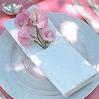 Serviette De Table Tissu Pas Cher : serviettes de table tissu blanches pas cher nappes papier intiss mariage ~ Teatrodelosmanantiales.com Idées de Décoration
