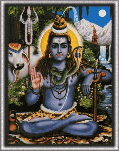 Shiva Indian Welcome Restaurant God Lord Giphy