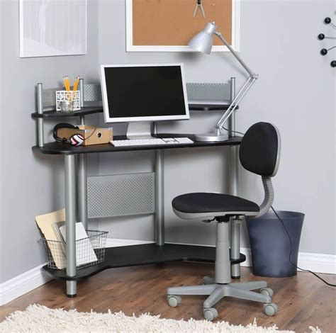 used desks for home office furniture cheap white computer desk for small spaces with
