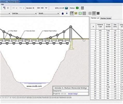 west point bridge designer west point bridge designer wpbd bridge design contest