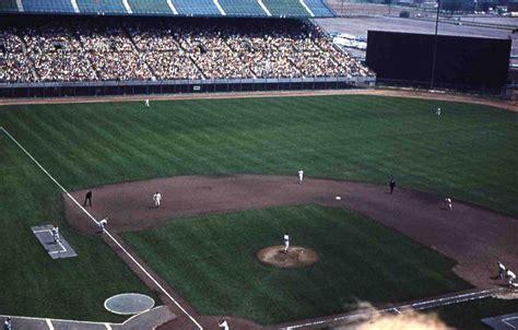 metropolitan stadium former home of the minnesota mlb ballparks i ve visited