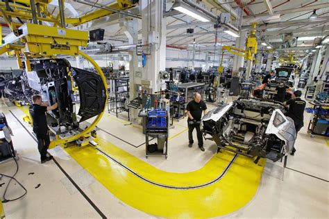 lamborghini factory lamborghini hires 150 extra staff to support growth