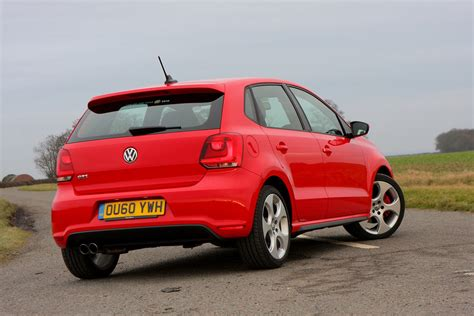 polo volkswagen volkswagen polo gti review 2010 parkers