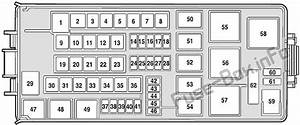 Fuse Box Diagram  U0026gt  Mercury Milan  2006