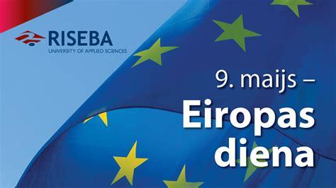 Eiropas dienas pasākumi augstskolā RISEBA | riseba.lv