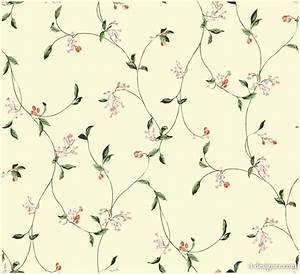 4-Designer   Simple and elegant flower pattern background ...