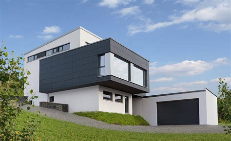 Modernes Haus Weiß by Moderne Architektur Wolf Haus