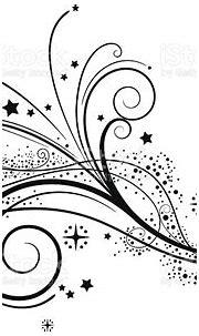 Fancy Swirls Stock Illustration - Download Image Now - iStock