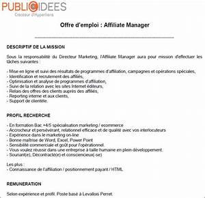 Site D Annonce Gratuite En France : modele annonce offre d 39 emploi document online ~ Gottalentnigeria.com Avis de Voitures