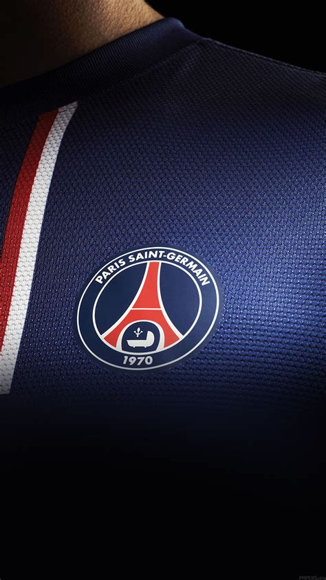 ac wallpaper psg paris saint germain fc jersey logo
