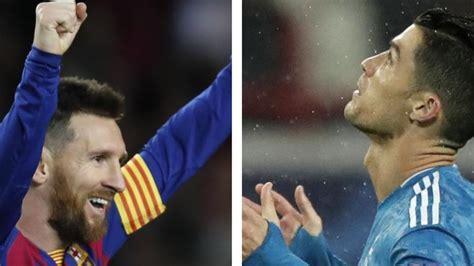 Lionel Messi equals Cristiano Ronaldo's huge La Liga ...