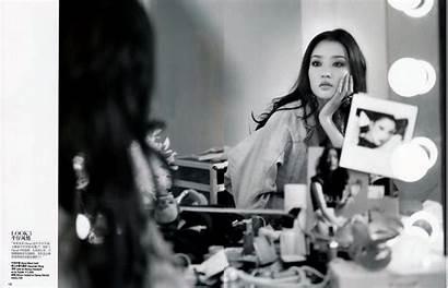 Behind Vogue Scenes Juan China Models Chinese
