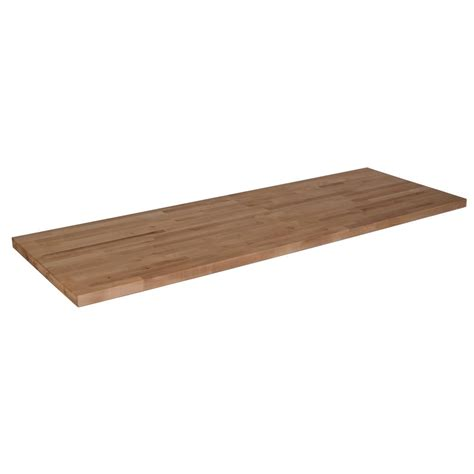 Birch Butcher Block Countertops by Hardwood Reflections 8 Ft 2 In L X 2 Ft 1 In D X 1 5