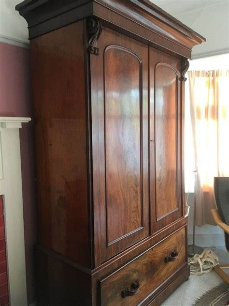 Wardrobe Units For Sale by Lovely Antique Wooden Wardrobe For Sale M16 In Trafford