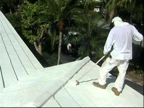 hurricane proof your roof with somay roof mastic sealer