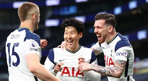 Son's late penalty capped a Tottenham victory against ...