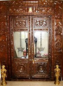 Top 9 Pooja Room Door Designs
