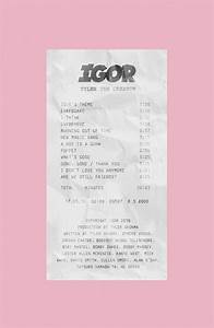 pin on album receipts