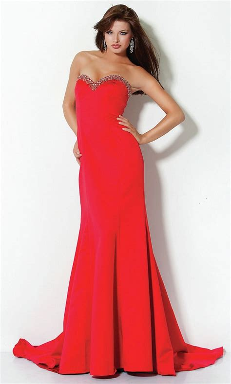 Red sequin dress long   Modern Fashion Styles