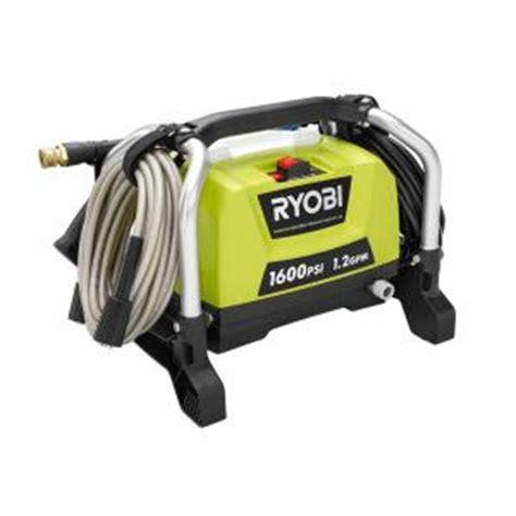 ryobi reconditioned  psi  gpm electric pressure