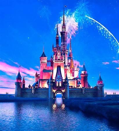 Disney Castle Mickey Magic Mouse Favim Animated