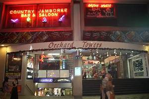 Orchard towers singapore picture to pin on pinterest for 4 floors of whores