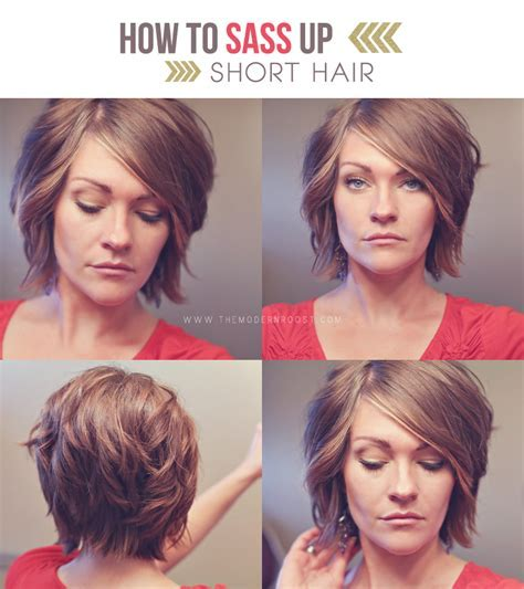 30  Short Hairstyles For That Perfect Look ? Cute DIY Projects