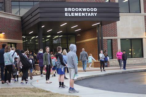 brookwood elementary students return spring break brand