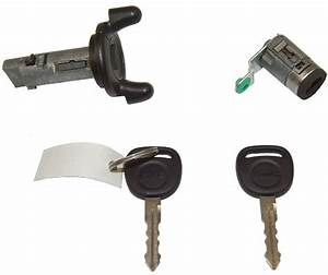 Gmc Ignition Lock Cylinder   Door Lock Cylinder   2 Keys W