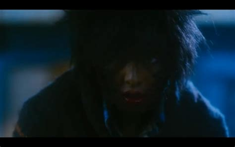 werewolf boy movie soo soon into police woods cheol neighbors frightened sees lips blood faces fresh still looks
