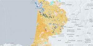 Carnet Sud Ouest : l gislatives la carte interactive du vote dans les ~ Dode.kayakingforconservation.com Idées de Décoration